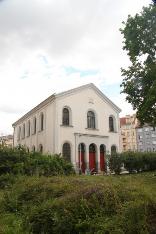 Libenská synagoga